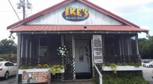 Order Some Of The Best Burgers In South Carolina At Ike's Korner Grill, A Ramshackle Hamburger Stand