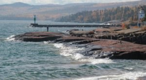 Named The Most Beautiful Small Town In Minnesota, Take A Closer Look At Grand Marais