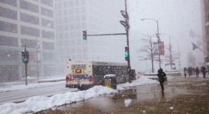Illinoisans Should Expect Extra Flakey Snow This Winter According To The Farmers' Almanac