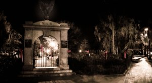 Tour Some Of The Spookiest Locations In Georgia When You Visit Savannah Terrors