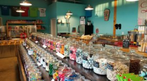 Sweeten Up Your Day With A Visit To This Old-Fashioned Candy Shop In Mississippi