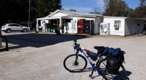 Located Along Mississippi's Tanglefoot Trail, Algoma Country Store Is The Perfect Place For A Lunch Break