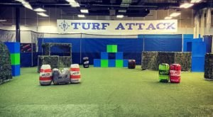 A New Nerf Gun Arena, Turf Attack In Pittsburgh, Is The Perfect Place To Spend A Few Hours