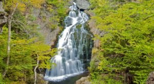 The Underappreciated County In New Hampshire That's Home To More Than 25 Heavenly Waterfalls
