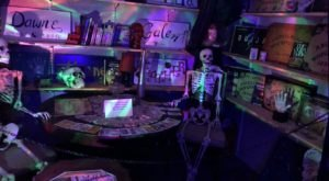 The Oddities Museum In A 120-Year Old Building In Florida Will Turn Into A Haunted House