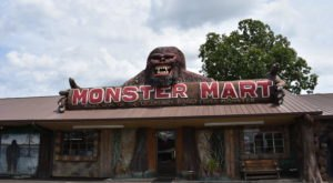 Monster Mart Is One Of The Strangest Places You Can Go In Arkansas