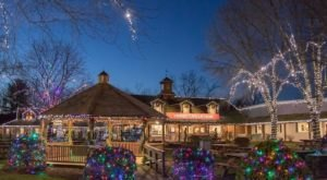 Yankee Candle Village Is An Inexpensive Road Trip Destination In Massachusetts That's Affordable