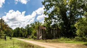 The Ghost Town Of Rodney Is One Of The Strangest Places You Can Go In Mississippi