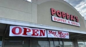 Poppa's Is An All-You-Can-Eat Buffet In Mississippi That's Full Of Southern Flavor