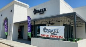 Enjoy Scrumptious Wood-Fired Pizza At Wildwood Pizza In Louisiana
