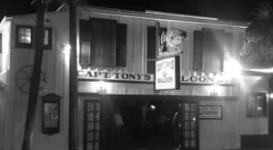 Sip Wine And Mingle With Ghosts At Captain Tony's Saloon, A Famous Haunted Bar In Florida