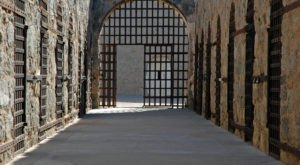 A Visit To The Haunted Yuma Territorial Prison In Arizona Isn't For The Faint Of Heart