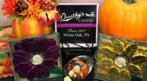 Chocoholics Have Been Indulging In Homemade Swiss Chocolate From Dorothy's Candies Near Pittsburgh Since 1947