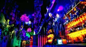 Welcome Fall With The Spooktacular Nightmare Before Tinsel Outdoor Pop-Up Bar In Pennsylvania