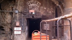 Venture 1,500 Feet Underground For A Tour Of The Historic Copper Queen Mine In Arizona