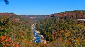 These 7 Overlooks Across Tennessee Are The Perfect Spots For Stunning Fall Views
