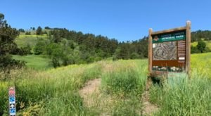 Discover 20 Miles Of World-Class Trails At The Hidden Hanson-Larsen Memorial Park In South Dakota