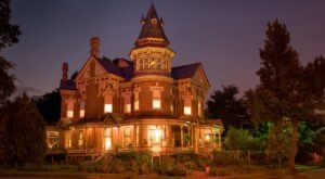 Hornibrook Mansion Is A Fascinating Spot in Arkansas That's Straight Out Of A Fairy Tale