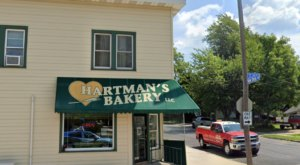 Treat Yourself To Some Of The Best Donuts In Wisconsin With A Visit To Hartman's Bakery
