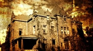 Take A Spooky Ghost Tour At Montana's Majestic Moss Mansion