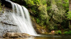 These 19 Breathtaking Waterfalls Are Hiding In North Carolina