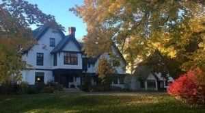 Experience The Fall Colors Like Never Before With A Stay At The Manor House Inn In Connecticut