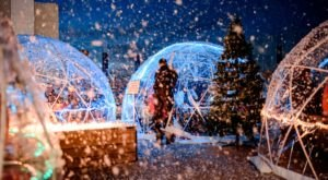 Rooftop Igloo Dining In Kentucky Is Back And Makes For The Perfect Night Out