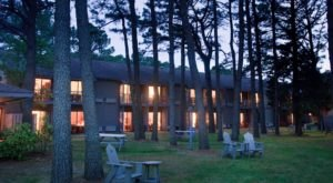 Escape To Virginia's Eastern Shore And Stay At The Refuge Inn, Just Steps Away From Virginia's Wild Island Ponies