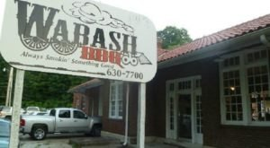 Dig Into A BBQ Meal With Some Of The Area's Best Starter Dishes At Wabash BBQ In Missouri