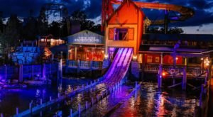 Visit Silver Dollar City In Missouri After Dark For A One-Of-A-Kind Autumn Adventure