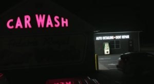 Get Spooked While Driving Through The Haunted, A Haunted Car Wash In Pennsylvania