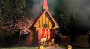 Spend The Night In Hell, Michigan With A Spooky Stay At The Mayor's Lair