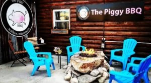 You'll Find Small-Town BBQ At Its Finest When You Visit The Piggy BBQ In Walker, Minnesota