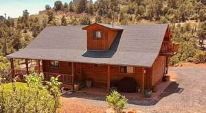 This Remote Cabin In Southern Utah Is A Snowbird's Getaway