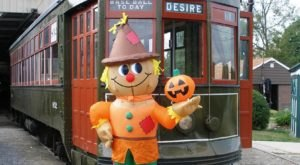 Climb Aboard A Spooky Streetcar For A Halloween Ride Near Pittsburgh