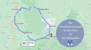 Everyone In New Hampshire Should Take This Underappreciated Scenic Drive