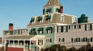 Stay Overnight In The 145-Year-Old Orleans Waterfront Inn, An Allegedly Haunted Spot In Massachusetts