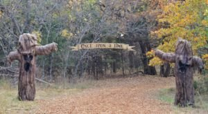See Fairytales Come To Life At The Annual Storybook Forest In Oklahoma