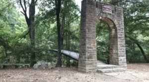 The CCC Camp Loop Trail Is A Challenging Hike In Mississippi That Will Make Your Stomach Drop