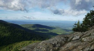 Off The Beaten Path In The Joseph Battell Wilderness, You'll Find A Breathtaking Vermont Overlook That Lets You See For Miles