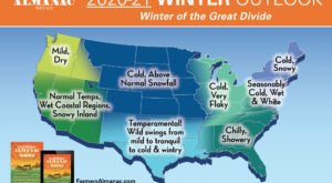 Washingtonians Should Expect A Mild Winter, According To The Farmers' Almanac