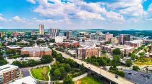 Greenville, South Carolina, Was Recently Named The Tenth Best Place In The Country To Retire