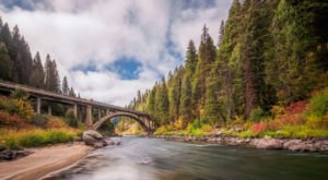 7 Scenic Drives In Idaho That Are Downright Magical In The Fall
