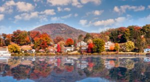 Asheville Is A North Carolina Town That Looks Like A Hallmark Movie During The Fall