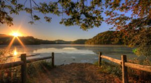 Radnor Lake Is A Fascinating Spot in Nashville That's Straight Out Of A Fairy Tale