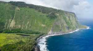 Off The Beaten Path In Waipio Valley, You'll Find A Breathtaking Hawaii Overlook That Lets You See For Miles