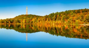 High Point Is The Best State Park In New Jersey For A Beautiful Fall Hike