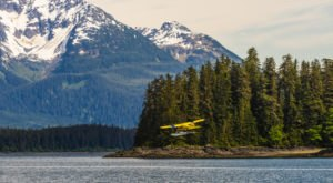 Admiralty Island National Monument In Alaska Is So Well-Hidden, It Feels Like One Of The State's Best Kept Secrets