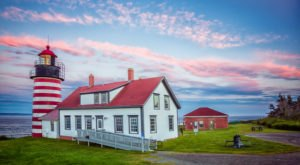 Quoddy Head State Park Is A Fascinating Spot in Maine That's Straight Out Of A Fairy Tale