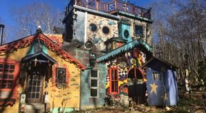 Luna Parc Is One Of The Weirdest Places You Can Go In New Jersey
